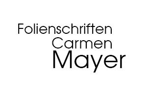 Folienschriften Carmen Mayer
