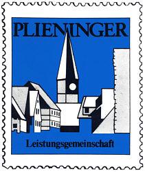PLG Briefmarke