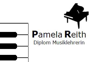 Pamela Reith Diplom Musiklehrerin