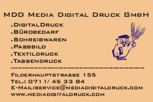 MDD Media Digital Druck