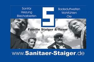 Sanitär Staiger GbR