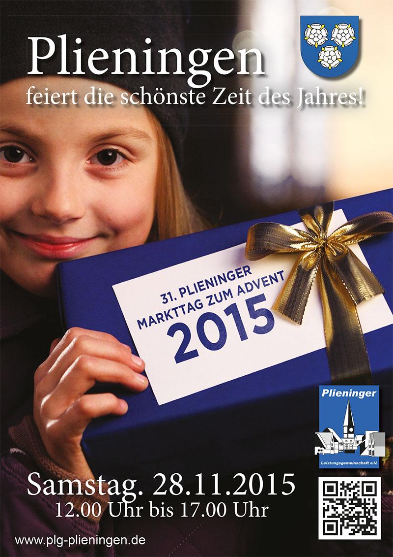Markttag zum Advent 2015