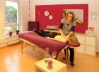 Annett Ruthmann AstroHypnose   bei der Massage