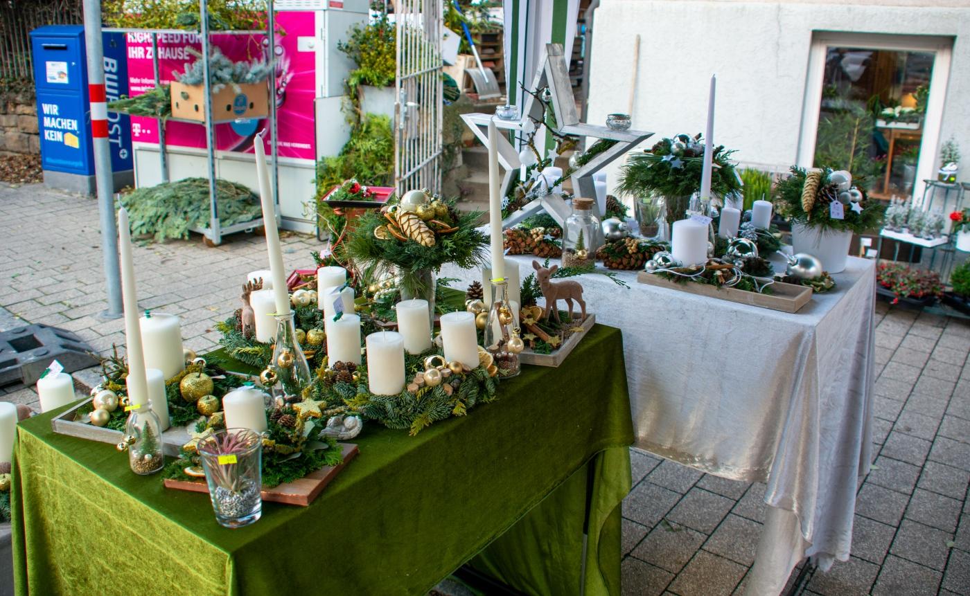 Markttag zum Advent 2019